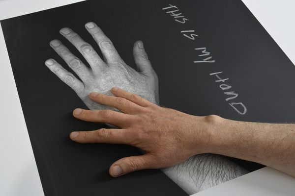 Cally Trench, Artists' Hands Photograph 57