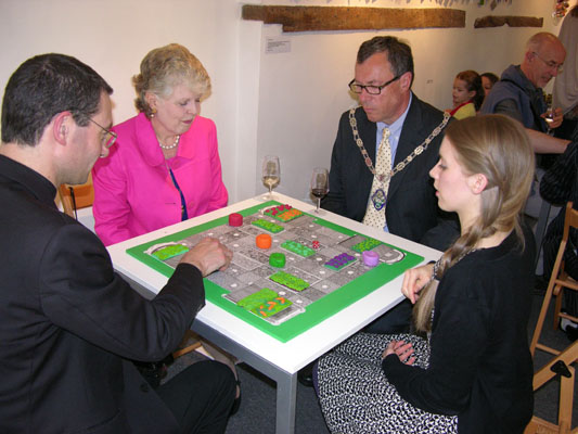 At Play 2012 at the New Ashgate Gallery