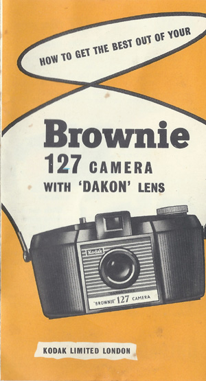 Brownie 127 leaflet