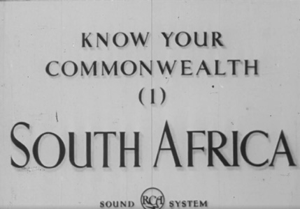 Know Your Commonwealth (1): South Africa